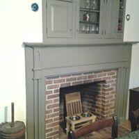 Fireplace Unit A1