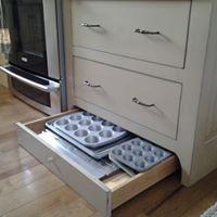 Kitchen 1G (Baseboard drawer)