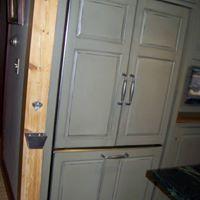 Kitchen 3B (Fridge Panel)